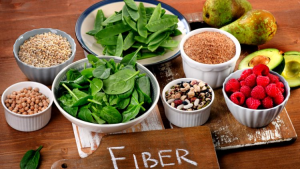 fiber that help you cope with stress