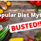 myths about diet