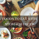 Foods to eat with stomach ulcer