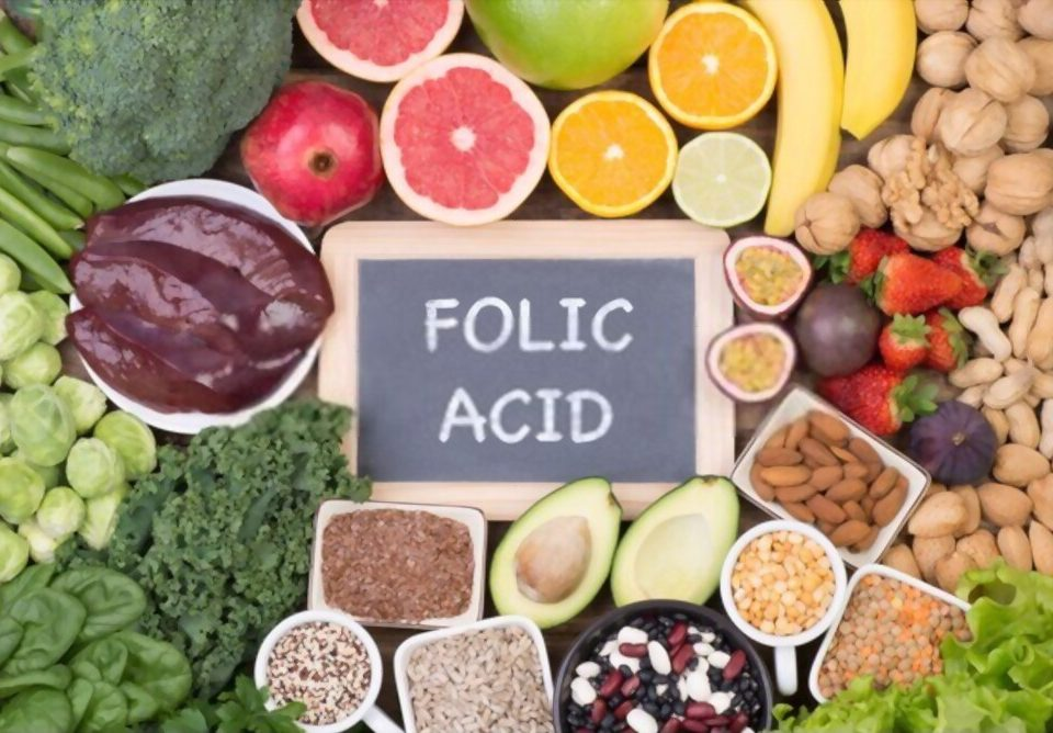 what are the benefits of folic acid
